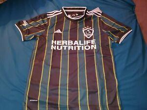 LA Galaxy Adidas Men's Away Jersey 2021