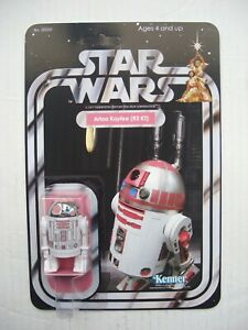 Vintage STAR WARS: R2KT R2-KT CUSTOM Droid on ANH Style Card *CHARITY DONATION*