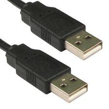 5m macho a macho Cable USB (tipo A) Blindado De Alta Velocidad de plomo de 2.0