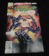 SPIRITS OF VENOM, WEB OF SPIDER-MAN #96, MARVEL COMICS