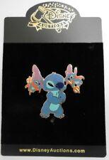 Disney Auctions ~ Stitch with Devils DA LE 500 Pin