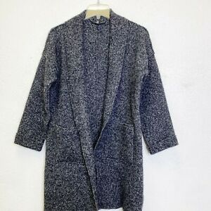 Eileen Fisher Knitted Coat Size PP