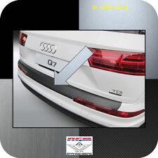 Exklusiv RGM Ladekantenschutz Silber-Look für Audi Q7 II SUV Kombi ab Bj 1.2015-