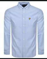 LYLE & SCOTT Long Sleeve Casual Button Down Oxford Shirt