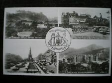 Edinburgh Unposted Collectable Scottish Postcards