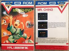 Mr. ching msx-msx 2 new.