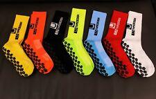 Tapedesign Professional Soccer Socks Anti Slip Rubber Grips Basketball Running