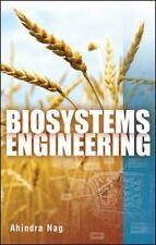 Biosystems Engineering - LikeNew - Nag, Ahindra - Hardcover
