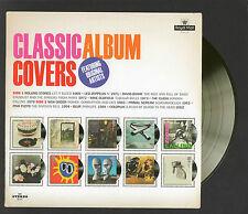 2010 Classic Album Covers sheet. Superb unmounted mint. FREEPOST!