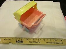 Toy Little Dollhouse Doll size part playskool twins stroller carriage pram toy