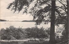 Bagsværd DENMARK DANEMARK UDSIGT fra ALDERSHVILE SKOV. POSTCARD c1910