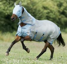 Gallop All In One Fly Rug Sand/blue