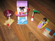 Lego Friends Set Paket Strandwacht Delfin Jetski neuwertig 41000 41028 inkl. Anl