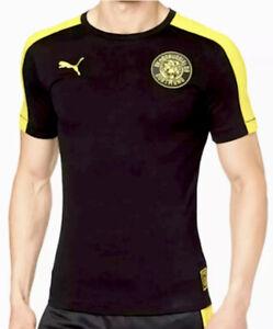 PUMA International Soccer Borussia Dortmund Men's Sz M Team Soccer T-Shirt NEW.