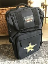 Rockstar Energy Rolling Suitcase Luggage New Without Tags
