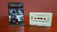 Cassette Rolling Stones Emotional Rescue