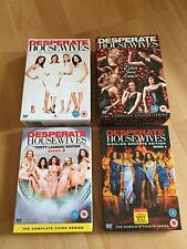 DESPERATE HOUSEWIVES DVD BOXSETS SERIES 1-4 EXCELLENT CONDITION