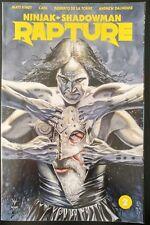 RAPTURE #2b (of 4) (2017 VALIANT Comics) ~ VF/NM Book