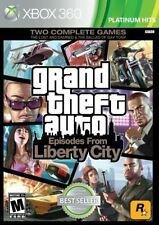 NEW SEALED LOT of 6 GTA: Episodes From Liberty City(Xbox360, platinum hits)
