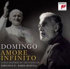 Amore Infinito - Songs Inspired By The Poems Of John Paul Ii - Karol Wojtyla,  C
