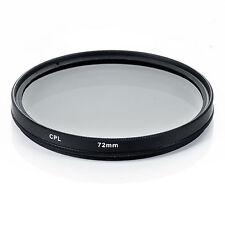 77 mm CPL Circular Polarizing Filter for DSLR SLR camera Canon Nikon