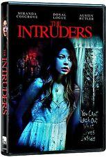 NEW DVD - HORROR -  THE INTRUDERS - Miranda Cosgrove, Donal Logue, Austin Butler