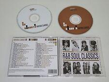 VARIOUS/R & B CLÁSICOS DEL SOUL(REPERTORIO REP 4756-WL) 2XCD ÁLBUM