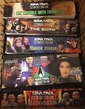 Star Trek CCG 5 Box Lot of approximately 2000 CU cards borg, tribbles, mirror