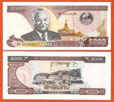 P34b        Laos  5000 Kip   2003     UNC