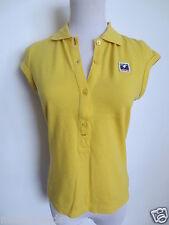 KILLAH by SIXTY Poloshirt Polohemd Polo HEAVY DUTY S 34 gelb TIP TOP /I1