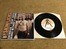 The Skinflicks Skinhead / Shiny Faces / Kings Without A CrownEP Oi Punk Skinhead