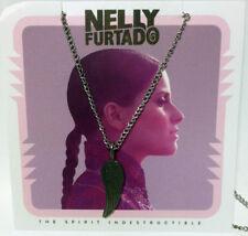New Nelly Furtado The Spirit Indestructible Necklace w/Pendant Signed Sealed RAR