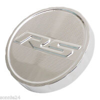 1967 1968 67 68 CAMARO RS FUEL CAP GAS CAP, POLISHED MADE IN U.S.A.