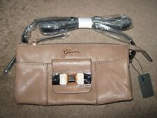 New with Tags Guess Brown Bag