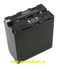 Batteria HQ PATONA per SONY NP-F990 HVR-Z1C HVR-V1C FX7E NEX-FS100 10400 mA