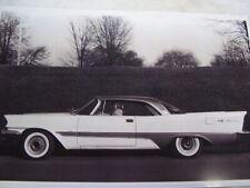 1957 DESOTO  2DR HARDTOP 11 X 17  PHOTO  PICTURE