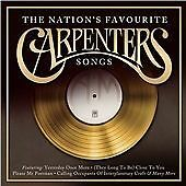 THE CARPENTERS, THE NATION'S FAVOURITE CARPENTERS SONGS, SEALED 20 T CD, (2016)
