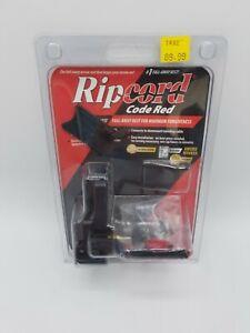 Ripcord Code Red Fall Away Arrow Rest - LH - Drop Rip Cord-Black - RCRB-L