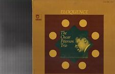 OSCAR PETERSON TRIO Eloquence LIMELIGHT LP NM/VG++ gatefold