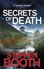 The Secrets of Death by Stephen Booth (Hardback, 2016)