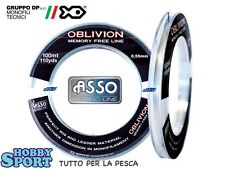 FILO ASSO OBLIVION 30 LB mm 0,55  SHOCK LEADER X SURFCASTING