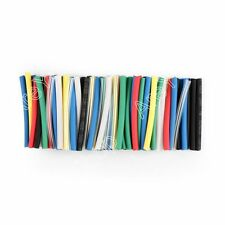 105Pcs 7 Colors 2mm Assorted 2:1 Heat Shrink Tubing Sleeving Wrap Cable 40mm