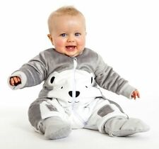 Baby Studio Warmies 6-12 Months Fleece With Arms 3.0 TOG
