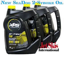 Ski-Doo Can-Am Sea-Doo XPS 2 Stroke Fully Synthetic Engine Oil Case of 3 Gallons