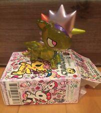 """SDCC 2020 Tokidoki Con Unicorno Metallico Series 5 Kaijucorno 3"""" Vinyl Figure"""