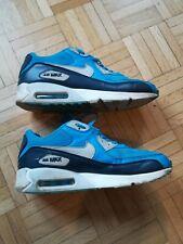 NIKE Airmax - bleues usées - Used blue - EUR 41 UK 7 US 8