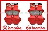 Beläge Brembo Sint. ant. BMW R 850 - K 1100 (ABS) - K1200 - R1200 C 07BB24SA