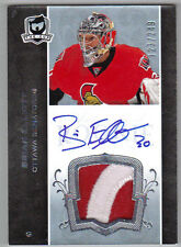 07-08 The Cup Brian Elliott Auto Sweet Jersey Patch Rookie Card RC #152 123/249