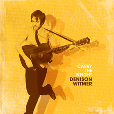 Denison Witmer Carry the Weight Vinyl LP Record with bonus song & MP3! indie NEW