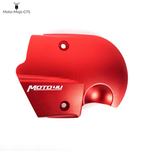 Vespa GTS GTV GT Front Transmission Cooling Cover 125 200 250 300 Red